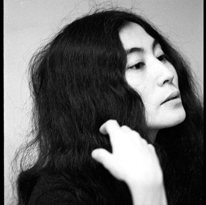 Testimonial Yoko Ono